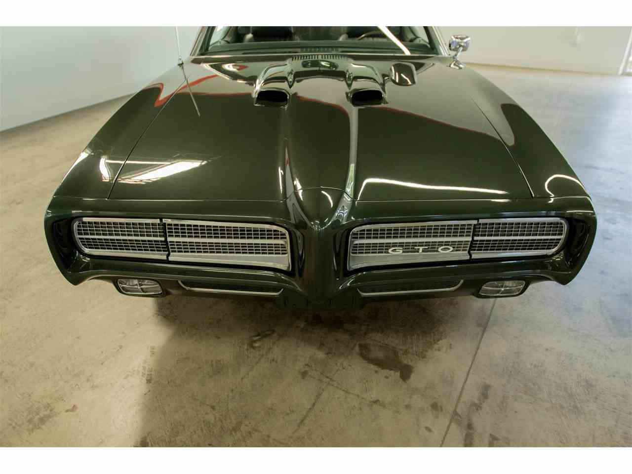 Large Picture of 1969 GTO located in Fairfield California - JVOR