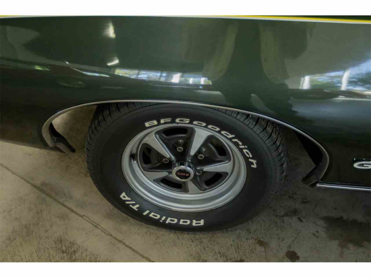 Large Picture of Classic '69 GTO - JVOR