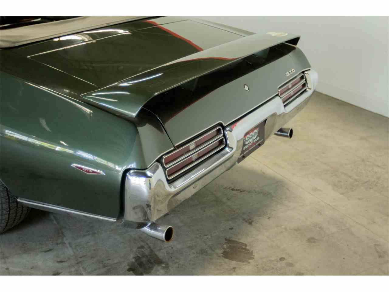Large Picture of Classic 1969 Pontiac GTO - $99,990.00 Offered by Specialty Sales Classics - JVOR