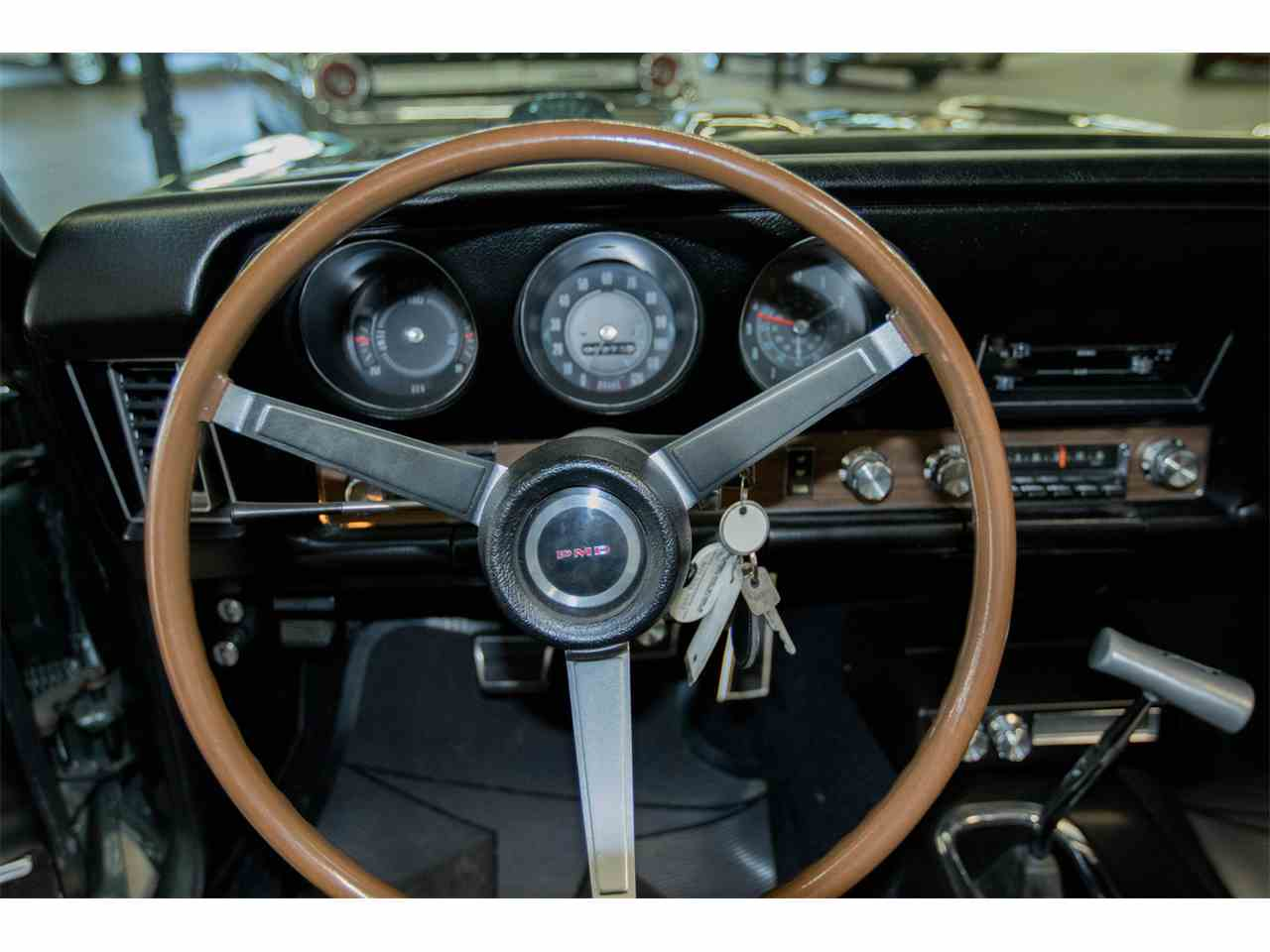 Large Picture of Classic 1969 GTO - JVOR