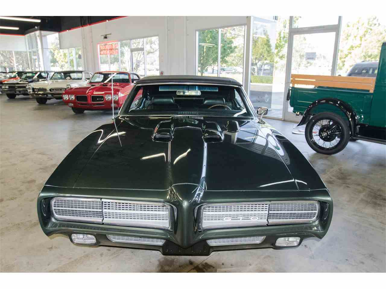 Large Picture of '69 Pontiac GTO located in California Offered by Specialty Sales Classics - JVOR