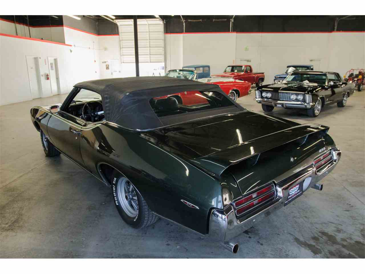Large Picture of Classic 1969 Pontiac GTO located in California - $99,990.00 - JVOR