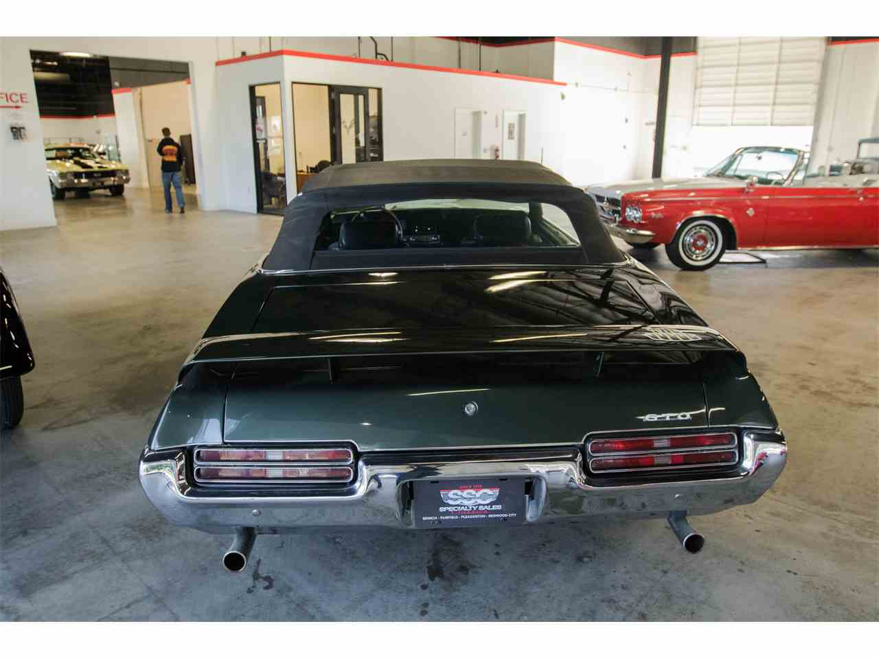 Large Picture of 1969 GTO - JVOR