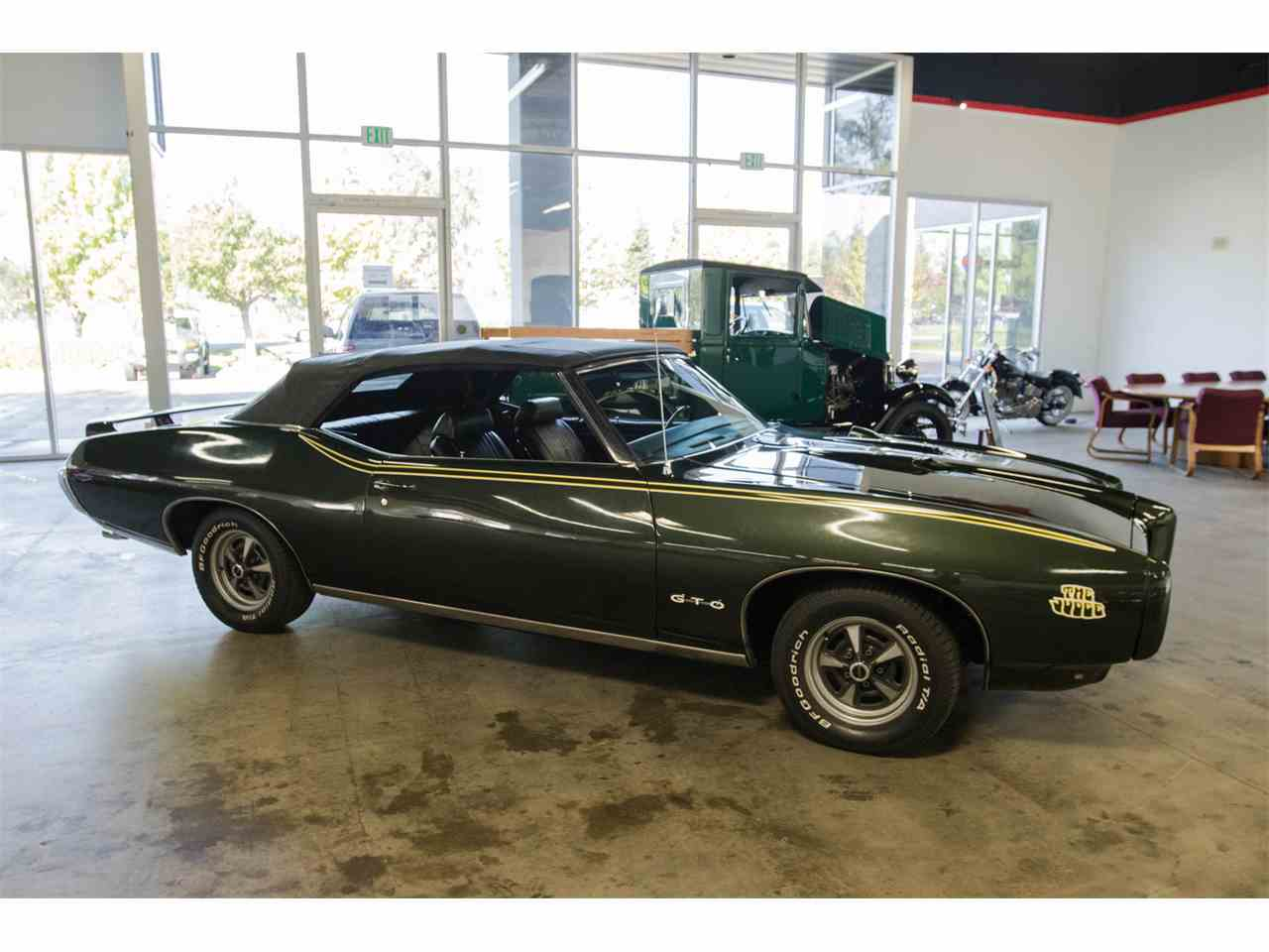 Large Picture of 1969 GTO located in Fairfield California Offered by Specialty Sales Classics - JVOR
