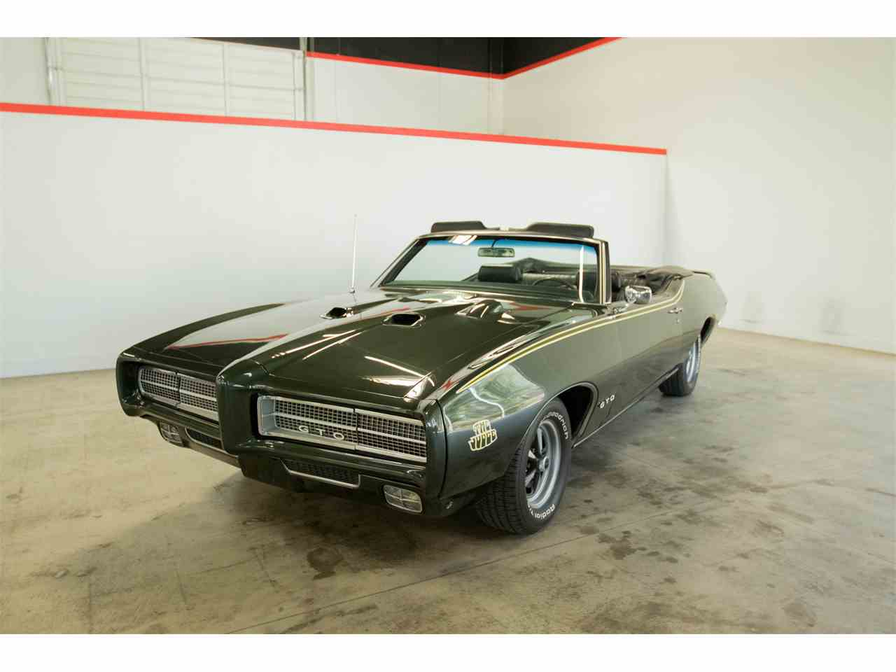 Large Picture of Classic 1969 GTO Offered by Specialty Sales Classics - JVOR
