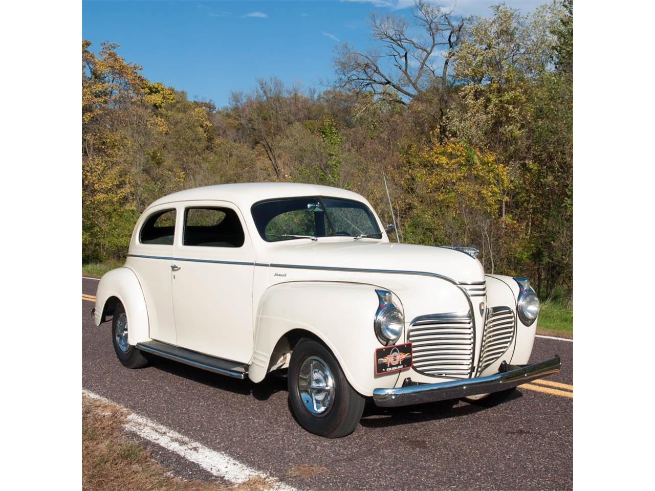 1941 Plymouth Sedan For Sale Cc 920782 Special Deluxe Parts Large Picture Of 41 Jqha