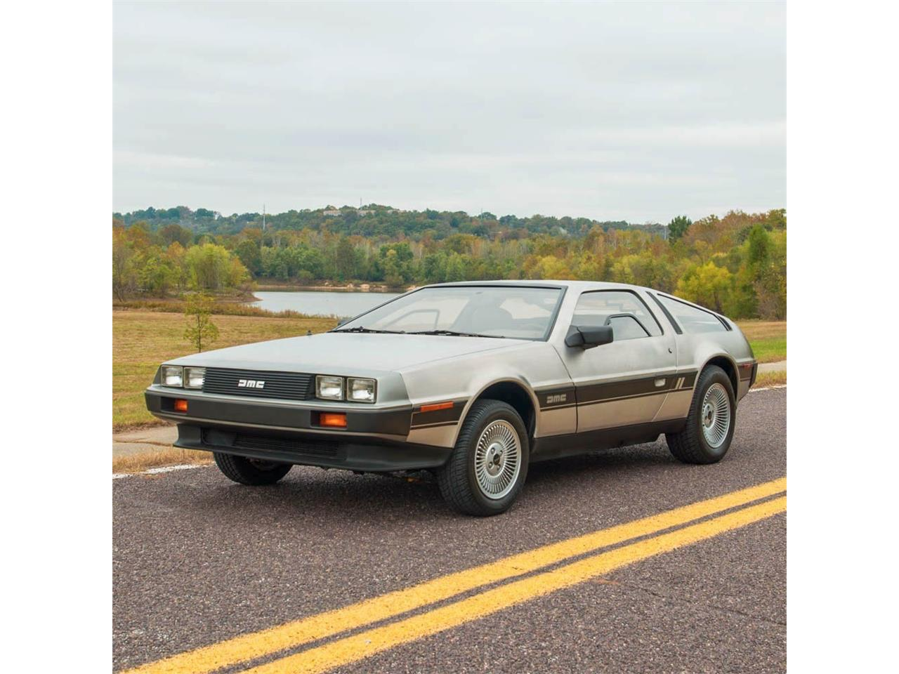 Large Picture of 1981 DeLorean DMC-12 located in Missouri - $73,500.00 Offered by MotoeXotica Classic Cars - JPXR