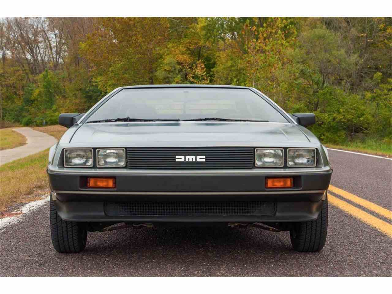 Large Picture of 1981 DMC-12 located in Missouri Offered by MotoeXotica Classic Cars - JPXR