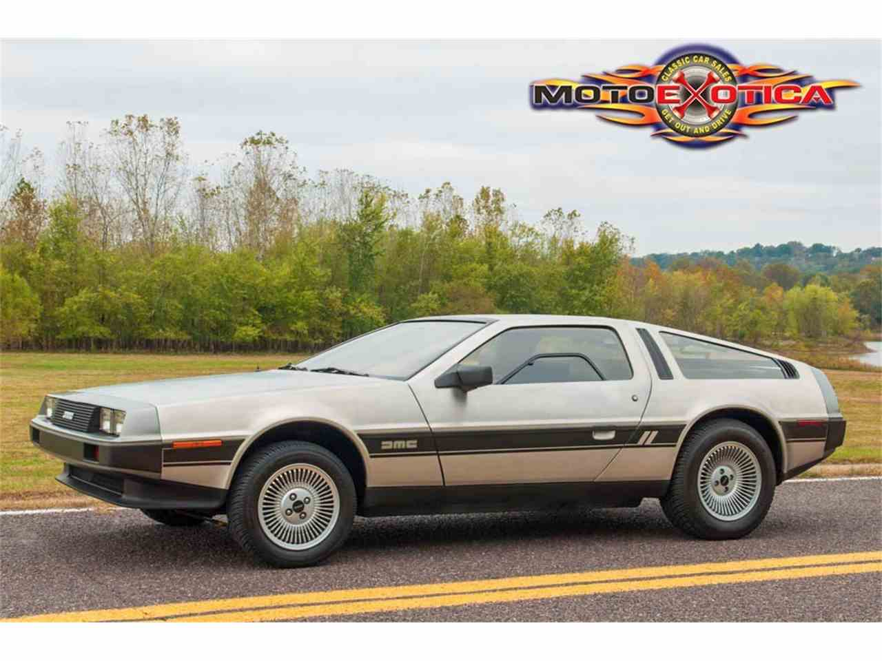 Large Picture of '81 DMC-12 Offered by MotoeXotica Classic Cars - JPXR