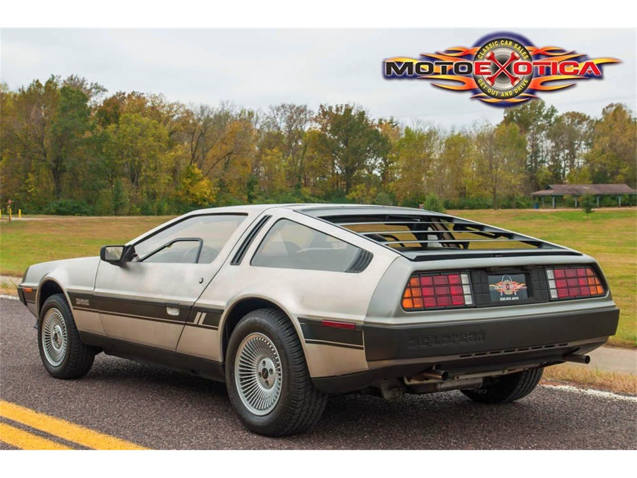 Large Picture of 1981 DMC-12 located in Missouri - $73,500.00 Offered by MotoeXotica Classic Cars - JPXR