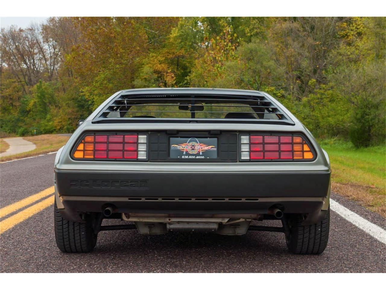 Large Picture of 1981 DeLorean DMC-12 located in St. Louis Missouri - $73,500.00 - JPXR