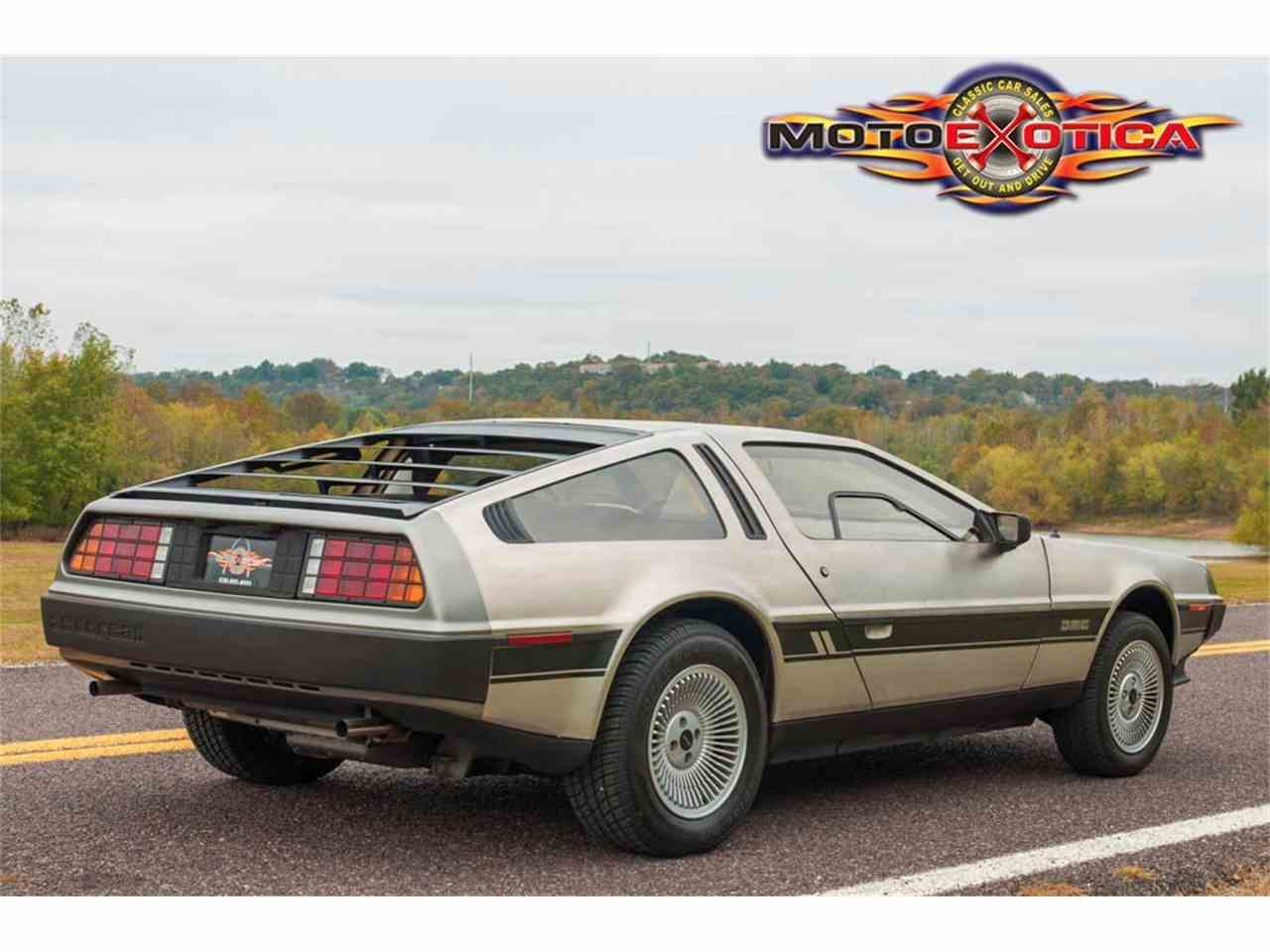 Large Picture of 1981 DMC-12 Offered by MotoeXotica Classic Cars - JPXR
