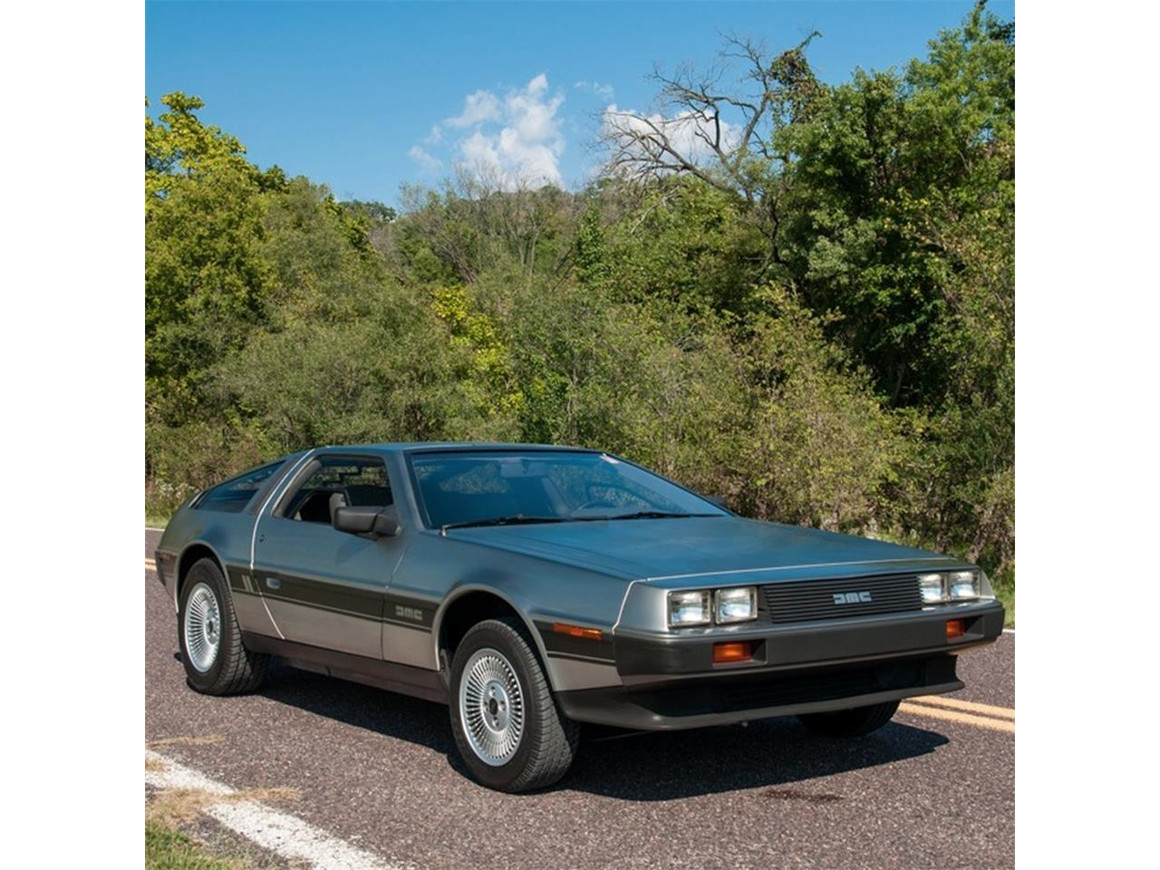 Large Picture of '81 DeLorean DMC-12 located in St. Louis Missouri - $73,500.00 Offered by MotoeXotica Classic Cars - JPXR