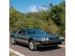 Picture of 1981 DMC-12 located in St. Louis Missouri - $73,500.00 Offered by MotoeXotica Classic Cars - JPXR