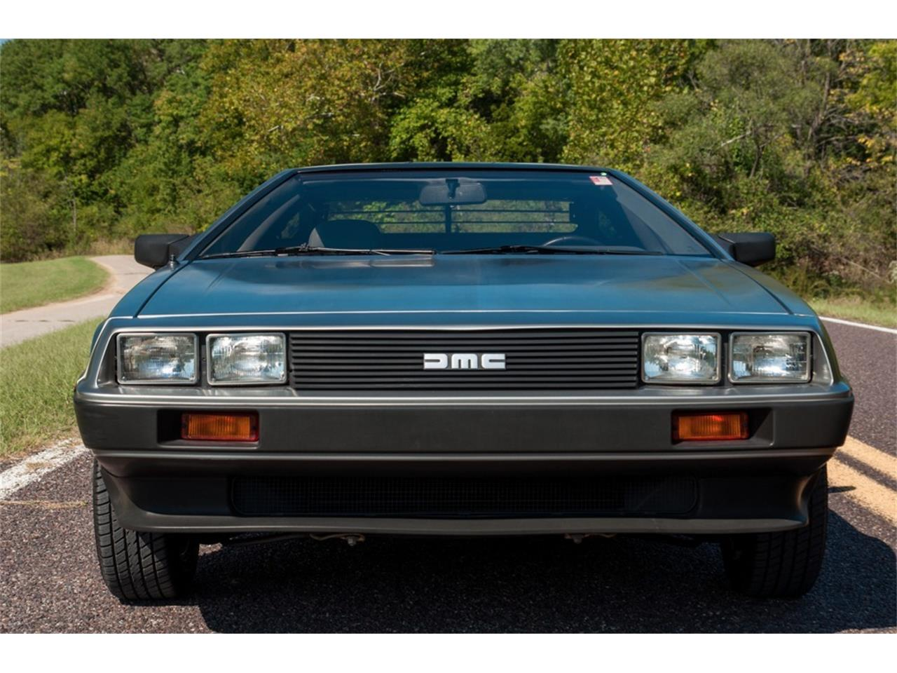 Large Picture of '81 DeLorean DMC-12 - $73,500.00 - JPXR