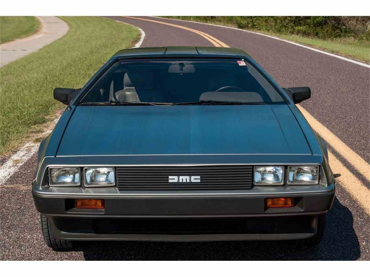 Large Picture of '81 DeLorean DMC-12 located in St. Louis Missouri Offered by MotoeXotica Classic Cars - JPXR