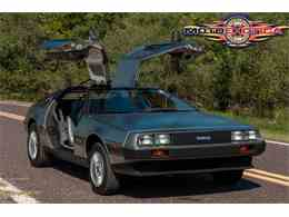 Picture of '81 DeLorean DMC-12 located in St. Louis Missouri - $73,500.00 Offered by MotoeXotica Classic Cars - JPXR
