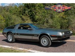 Picture of 1981 DMC-12 Offered by MotoeXotica Classic Cars - JPXR