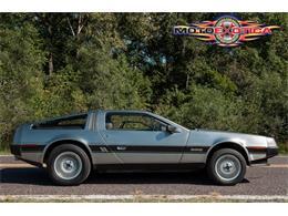 Picture of 1981 DeLorean DMC-12 Offered by MotoeXotica Classic Cars - JPXR