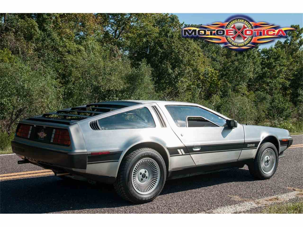 Large Picture of 1981 DeLorean DMC-12 located in Missouri Offered by MotoeXotica Classic Cars - JPXR