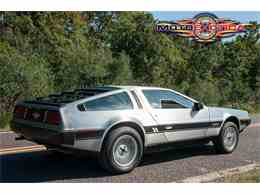 Picture of '81 DeLorean DMC-12 located in Missouri - $73,500.00 Offered by MotoeXotica Classic Cars - JPXR