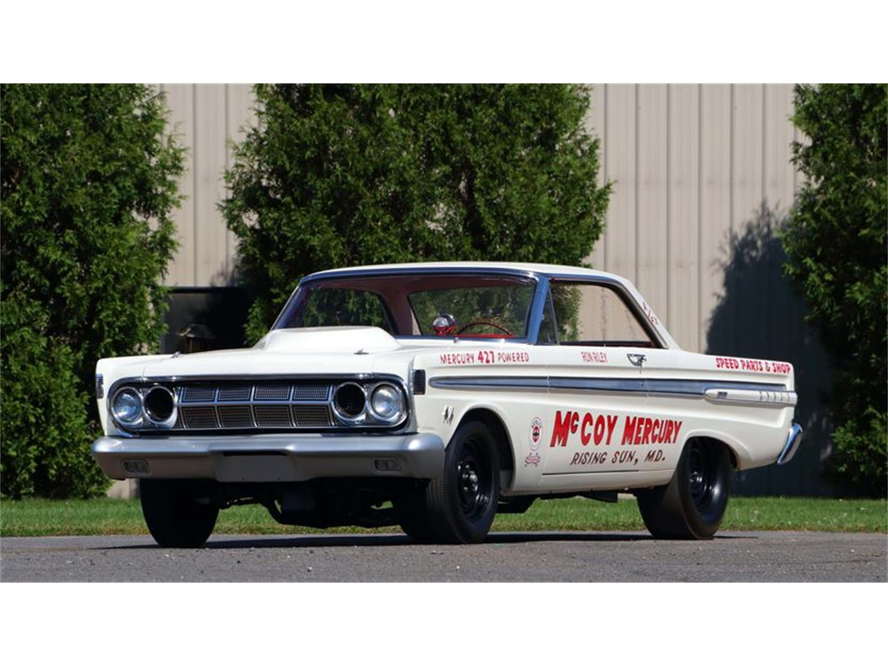 Large Picture of '64 Mercury Comet Offered by Mecum Auctions - JVZG