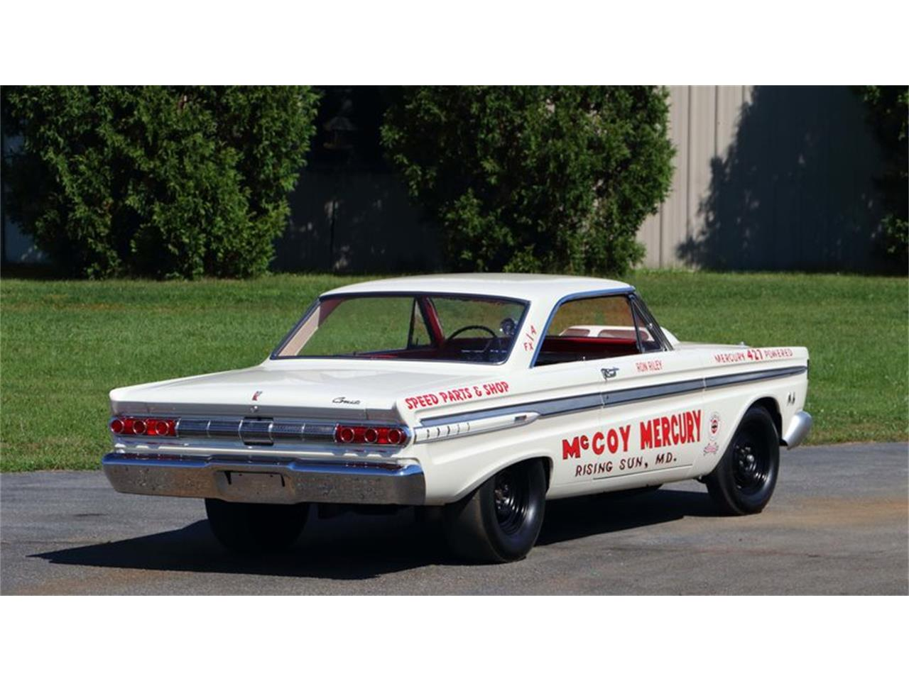 Large Picture of '64 Comet Offered by Mecum Auctions - JVZG