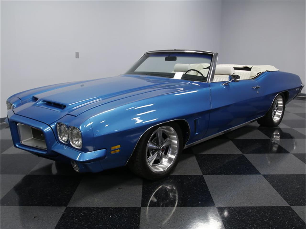 Large Picture Of 72 Gto Pro Touring Convertible Jw5i