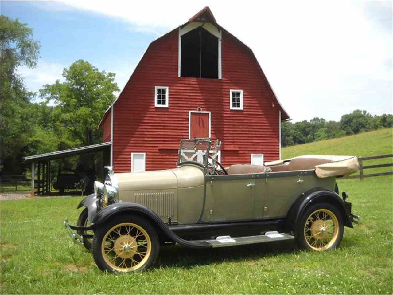 Large Picture of '28 Model A - JW60