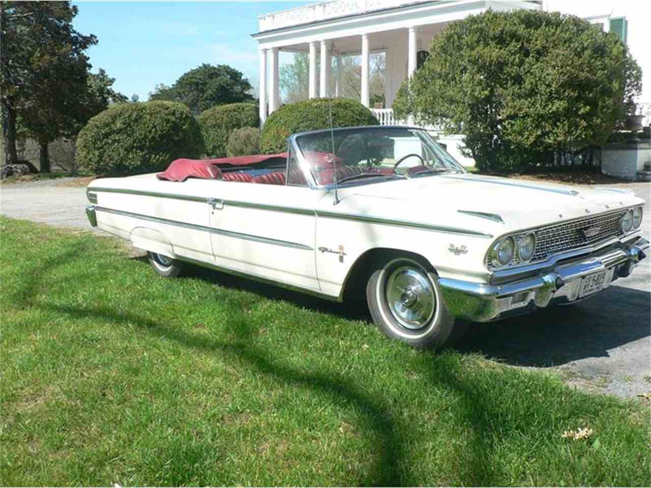 Large Picture of 1963 Galaxie 500 XL - JW66