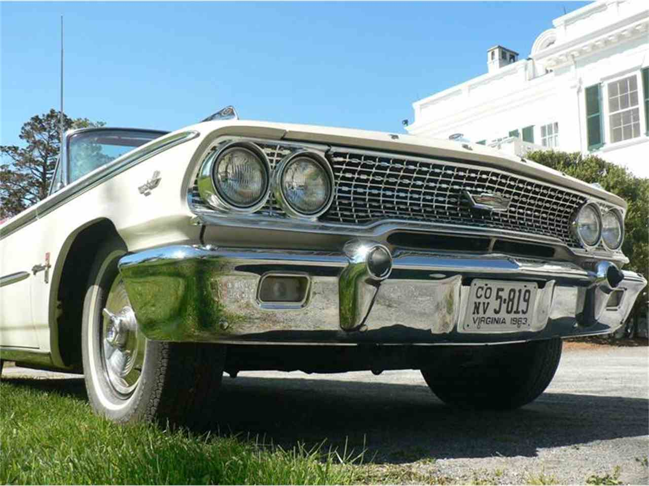 Large Picture of '63 Galaxie 500 XL located in Virginia - JW66