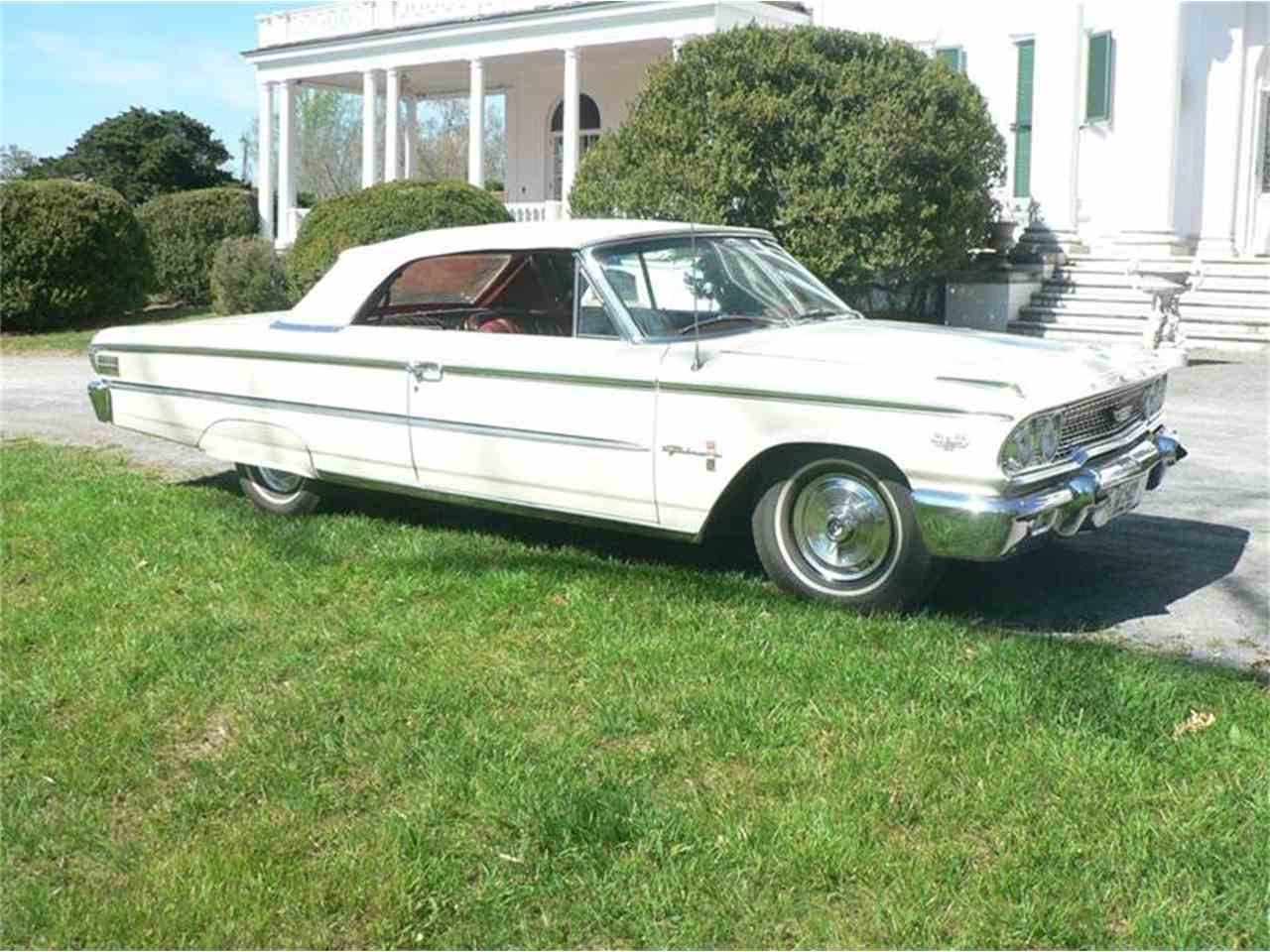 Large Picture of 1963 Ford Galaxie 500 XL located in Virginia - $57,500.00 Offered by Cville Classic Cars - JW66