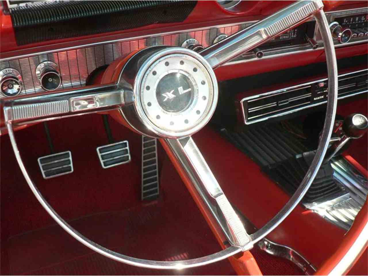 Large Picture of '63 Ford Galaxie 500 XL located in Charlottesville Virginia - $57,500.00 Offered by Cville Classic Cars - JW66