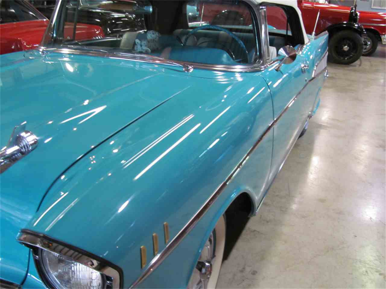 Large Picture of '57 Convertible located in Florence Alabama Offered by Hunt's Auto Restoration - JW6L