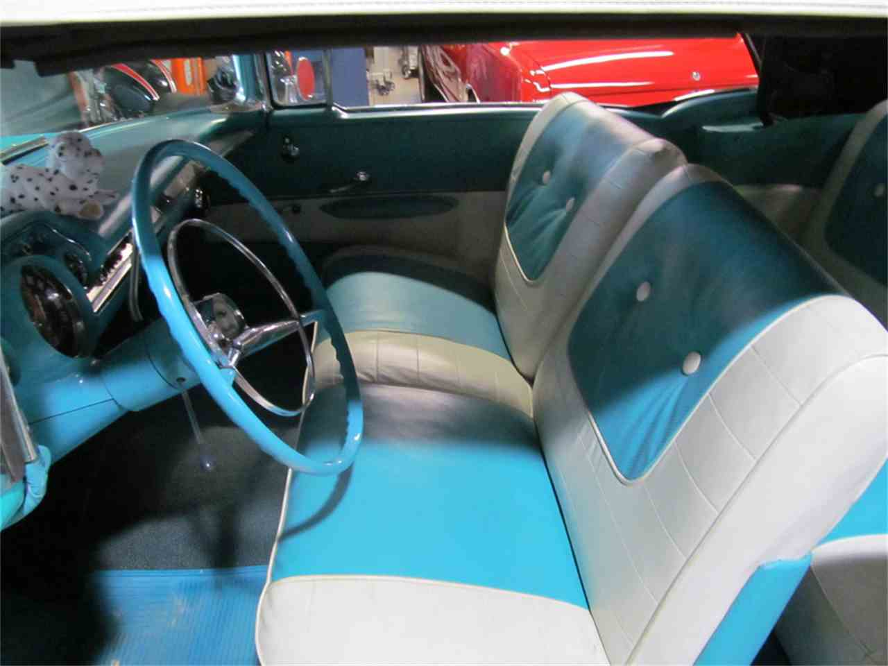 Large Picture of '57 Chevrolet Convertible located in Alabama Auction Vehicle Offered by Hunt's Auto Restoration - JW6L