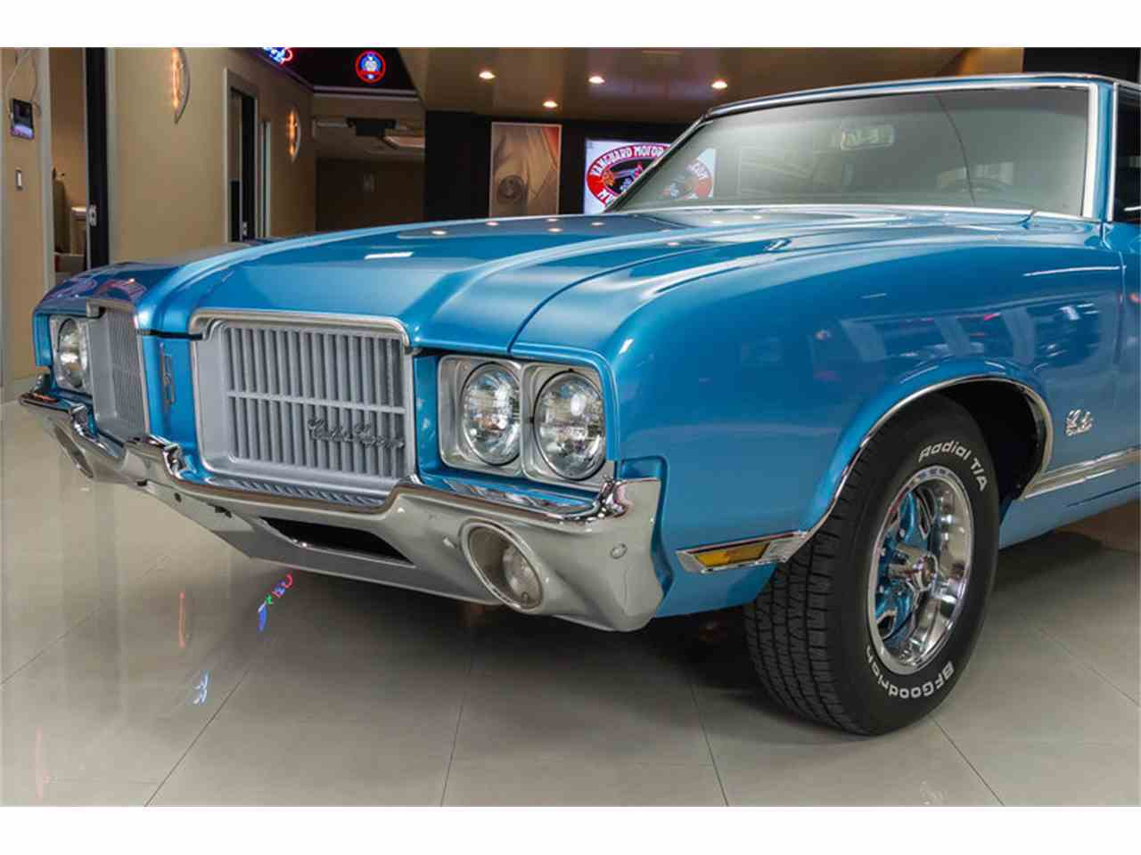 Large Picture of '71 Cutlass - JW86