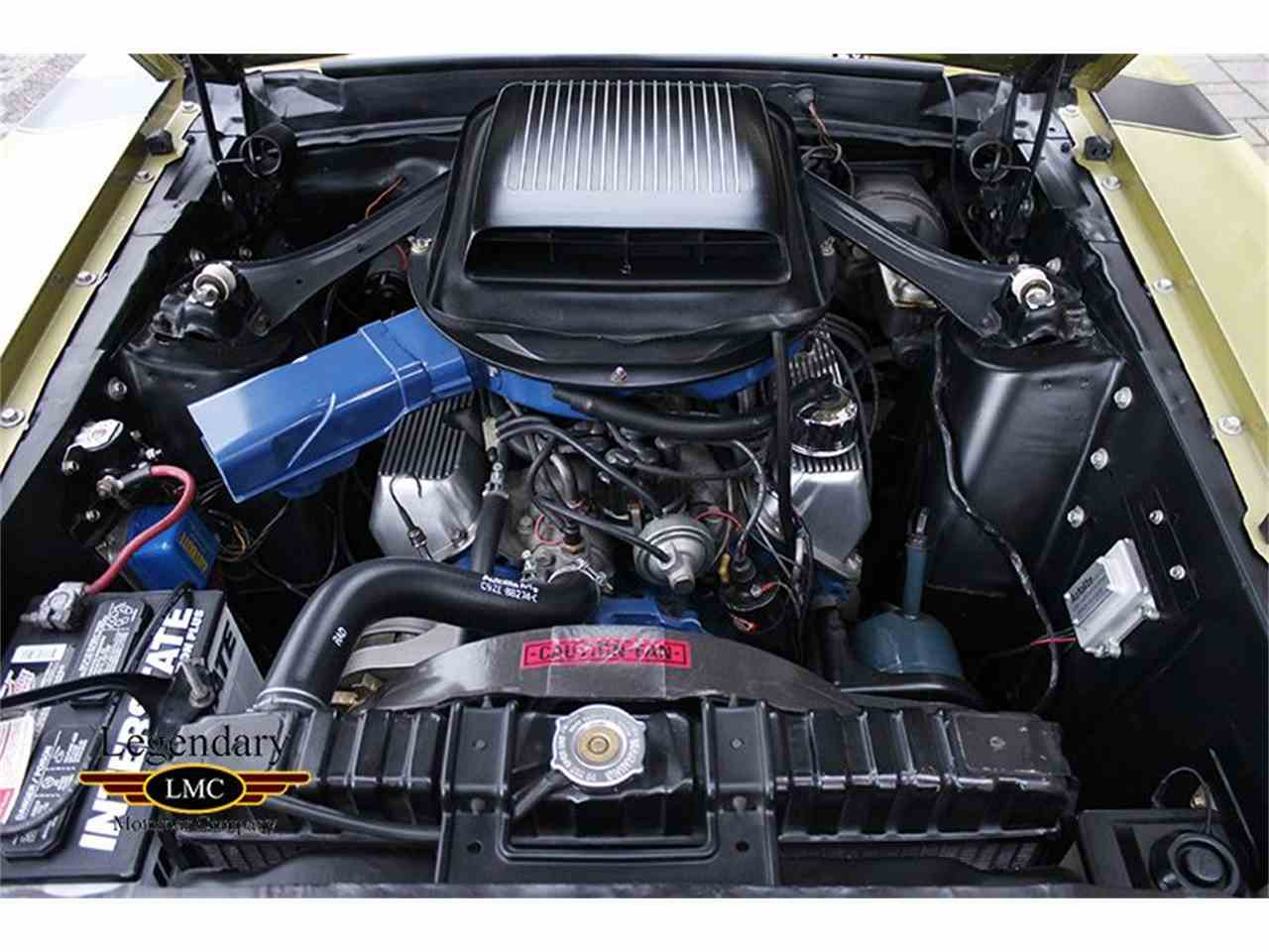 Large Picture of '70 Mustang - JW8F