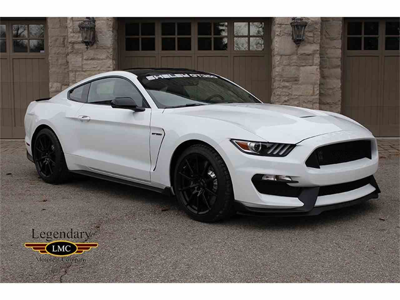 Large Picture of 2015 Shelby GT350 located in Halton Hills Ontario Offered by Legendary Motorcar Company - JW8J