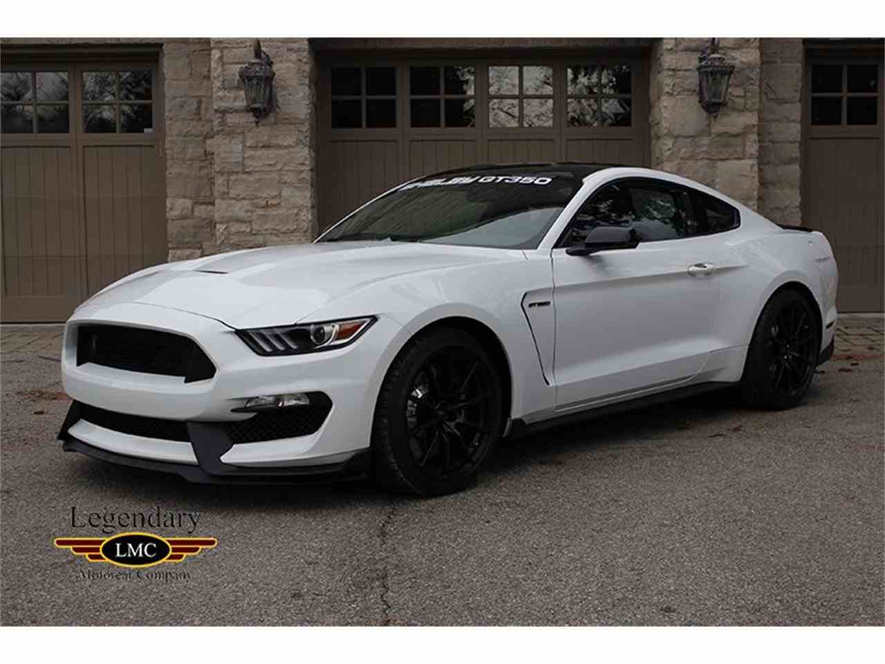 Large Picture of '15 Shelby GT350 Auction Vehicle Offered by Legendary Motorcar Company - JW8J
