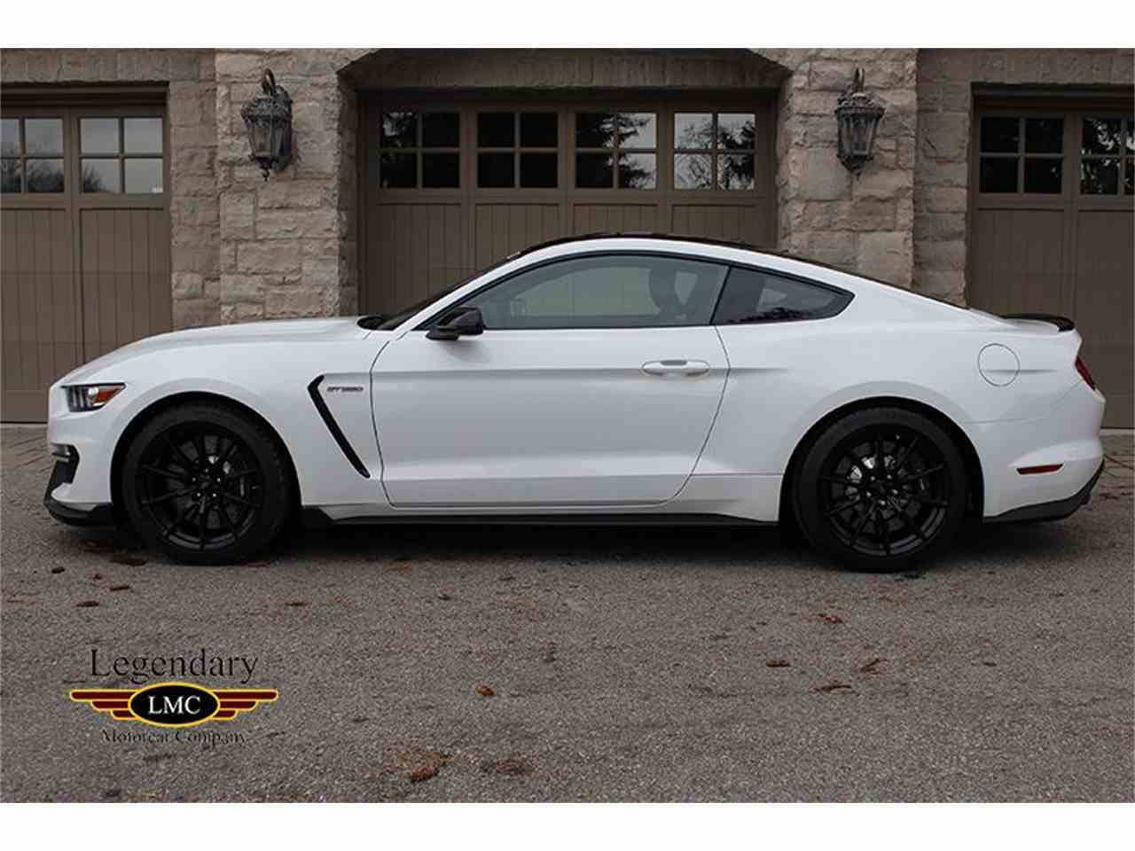 Large Picture of 2015 Shelby GT350 located in Halton Hills Ontario Auction Vehicle Offered by Legendary Motorcar Company - JW8J