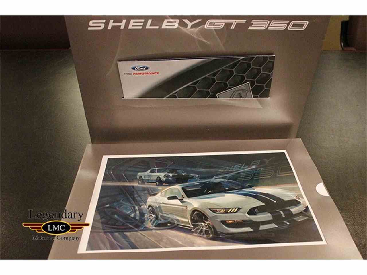 Large Picture of '15 GT350 Auction Vehicle Offered by Legendary Motorcar Company - JW8J