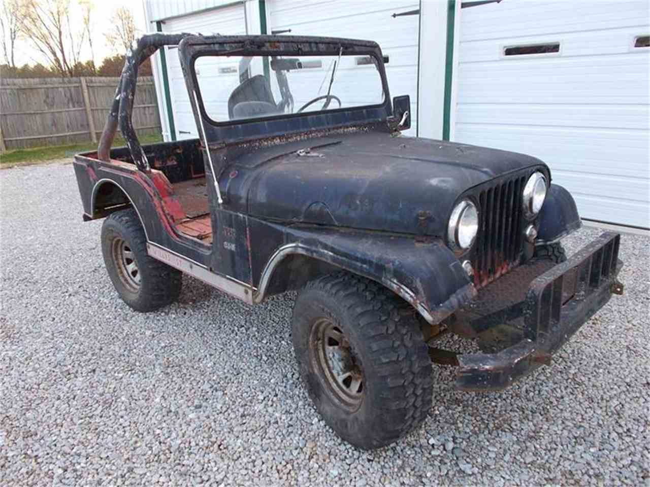Large Picture of '57 Jeep - JW8N