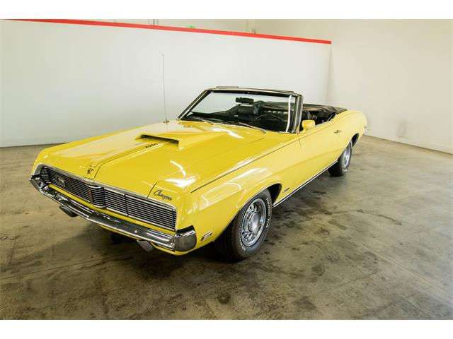 Picture of '69 Cougar - JW9E