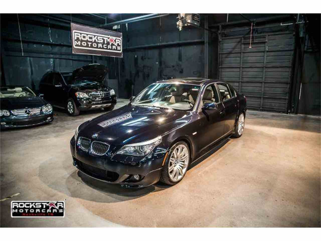 Large Picture of 2008 BMW 5 Series Offered by Rockstar Motorcars - JQIO