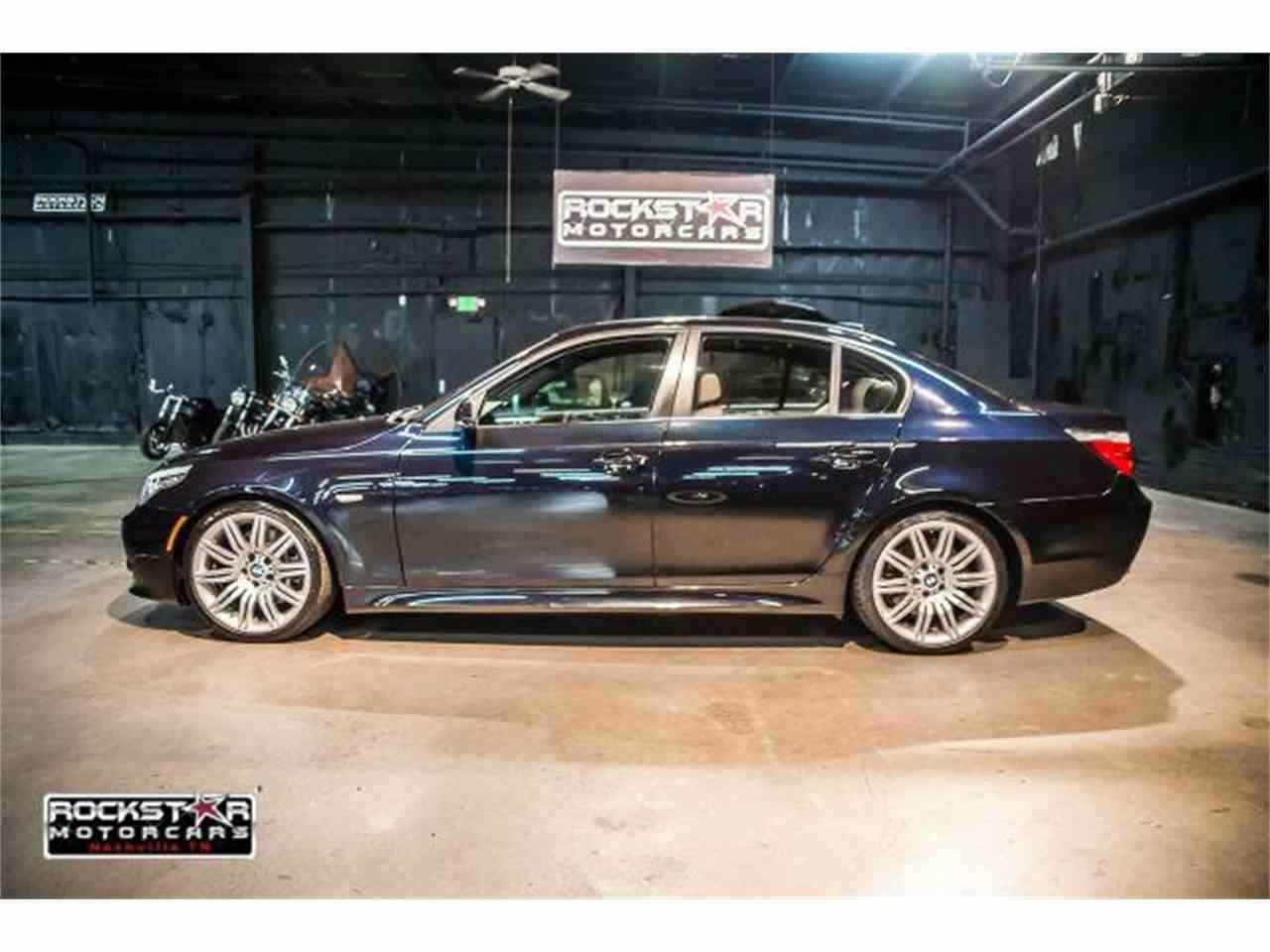 Large Picture of '08 BMW 5 Series - $15,499.00 Offered by Rockstar Motorcars - JQIO