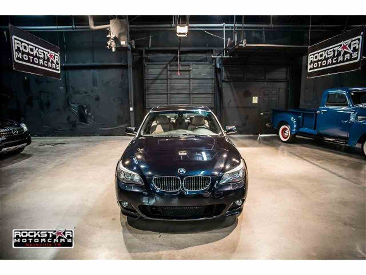 Large Picture of 2008 BMW 5 Series - JQIO