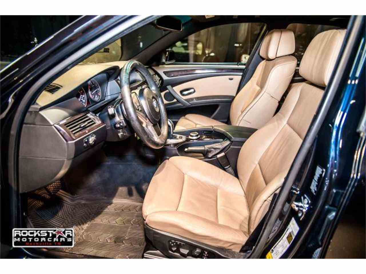Large Picture of 2008 BMW 5 Series located in Tennessee Offered by Rockstar Motorcars - JQIO