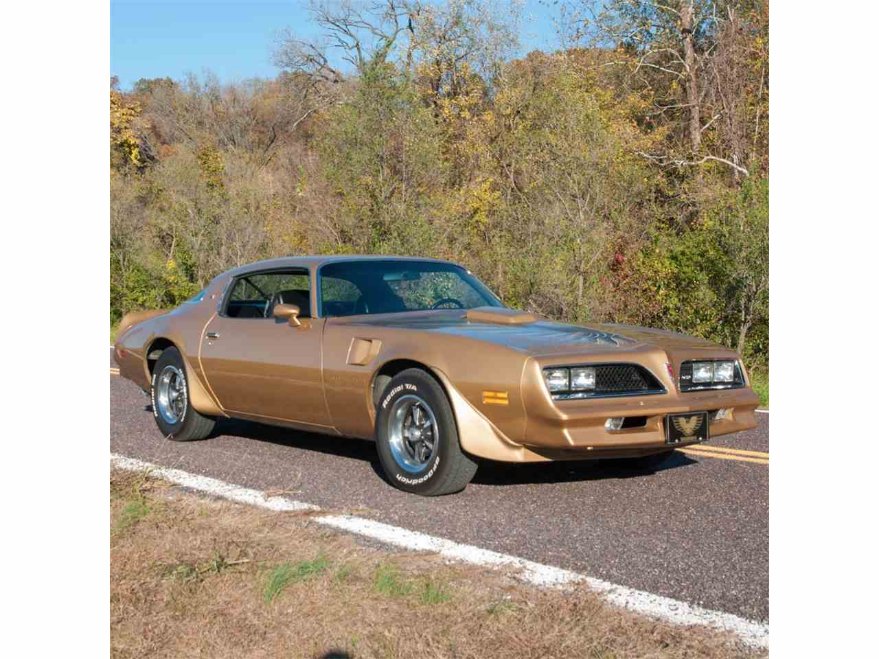 Large Picture of 1978 Firebird Trans Am Auction Vehicle Offered by MotoeXotica Classic Cars - JWBK