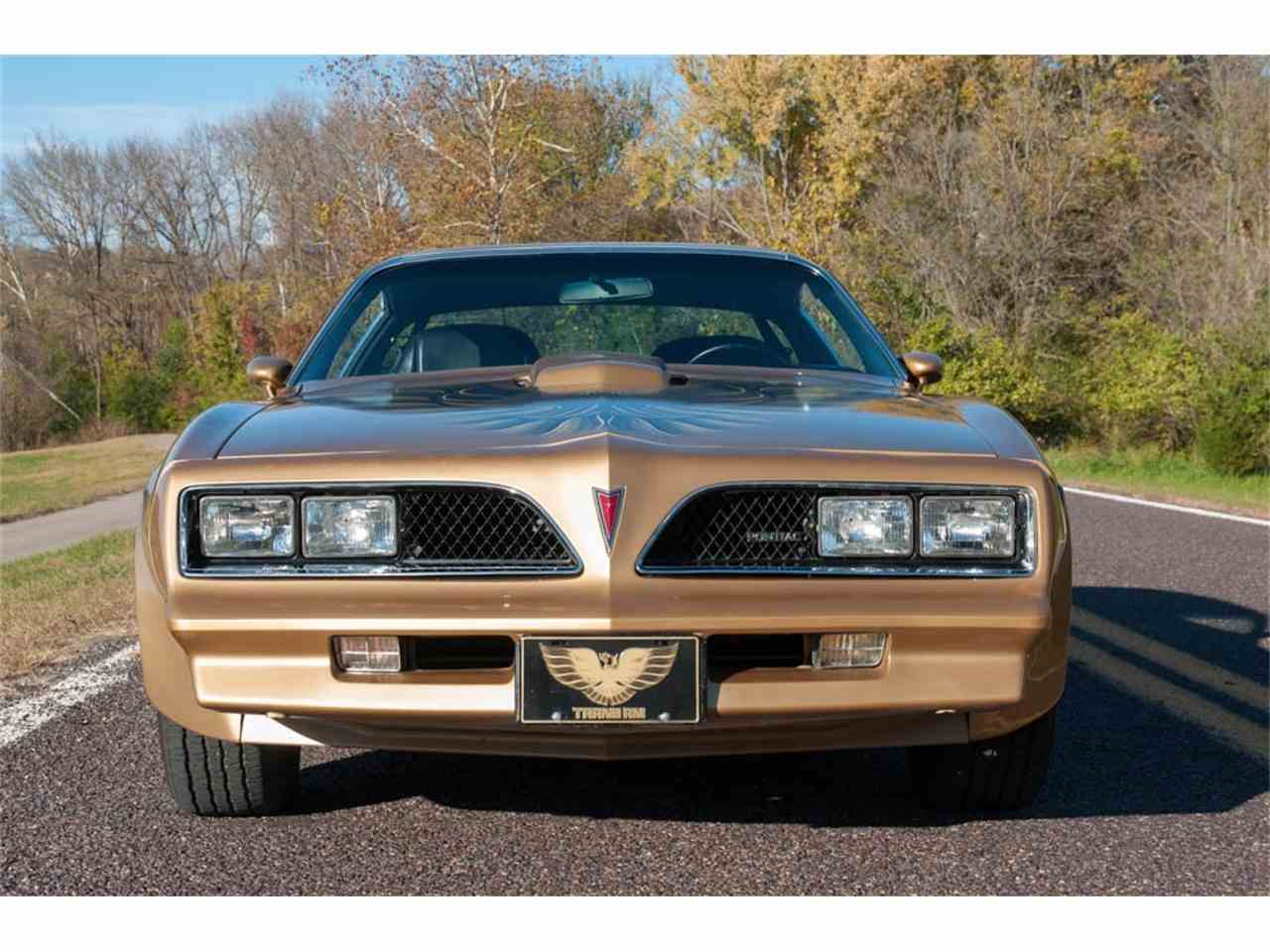 Large Picture of '78 Firebird Trans Am Auction Vehicle Offered by MotoeXotica Classic Cars - JWBK
