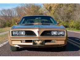 Picture of 1978 Firebird Trans Am located in St. Louis Missouri Auction Vehicle Offered by MotoeXotica Classic Cars - JWBK